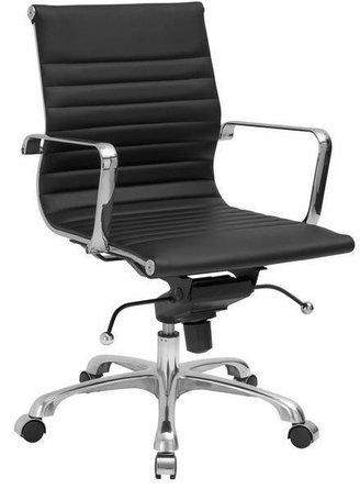 Acinola Mid Back Office Chair Black