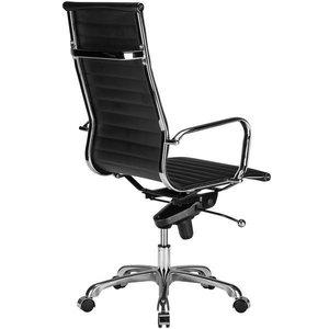 Acinola High Back Office Chair Black