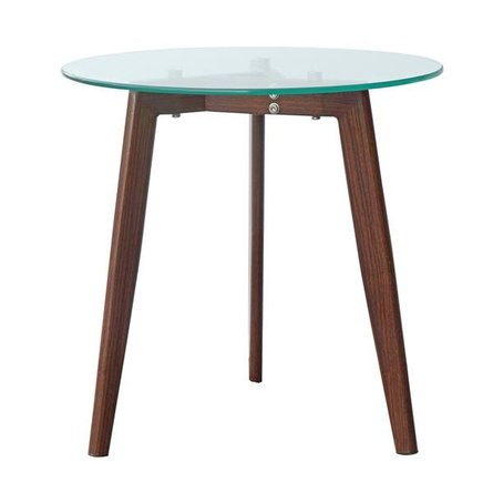 Tashman End Table Walnut