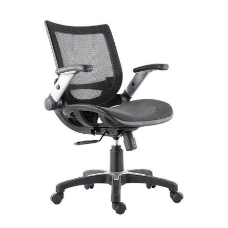 Alisa Office Chair Black