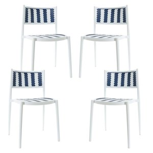 Daria Indoor / Outdoor Dining Chair (Set of 4)