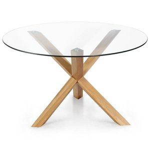 "Kerre 48"" Round Dining Table Natural"