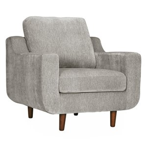 Inga Chair Velvet Gray