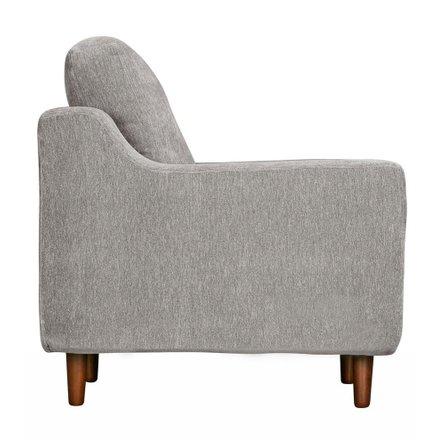 Inga Chair Velvet Gray