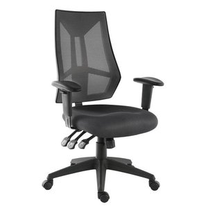 Barton Office Chair Gray