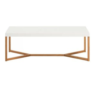 Trivia Coffee Table White