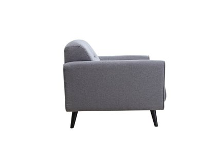 Erin Chair Dark Gray