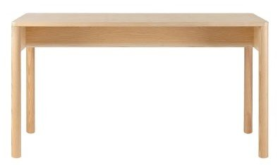 Eave Dining Table Natural Wood