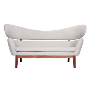 The Delos Sofa Gray