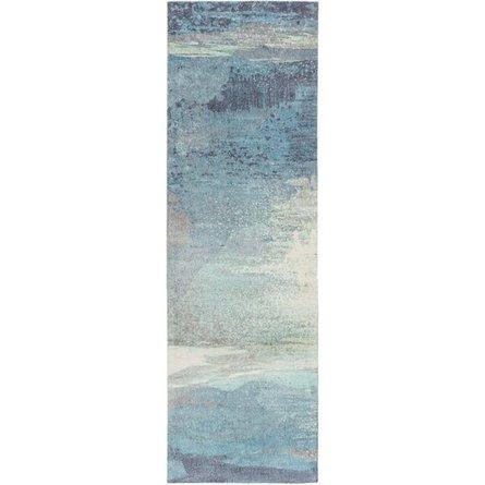 Felicity 8' x 10' Rug Aqua
