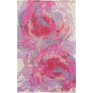 Felicity 8' x 10' Rug Bright Pink