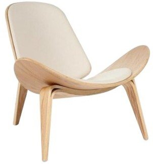 The Bishop Chair Light Oak