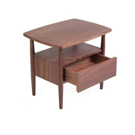 Darwin Side Table Walnut