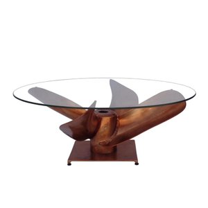 Archimedes Coffee Table Clear