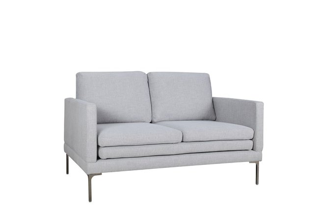 Firenza Loveseat Gray