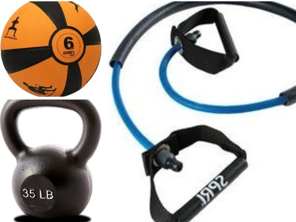 Sheck Fitness Package