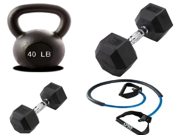 Walsh Fitness Package