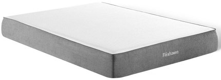 "Flexhaven 10"" Memory King Mattress"