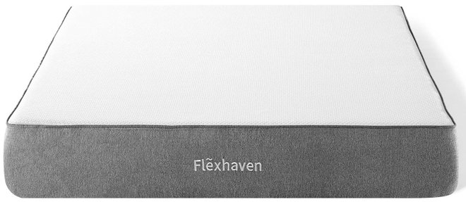 """Flexhaven 10"""" Memory Twin Mattress"""