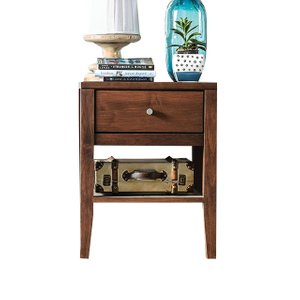 Willamette I Night Stand Walnut