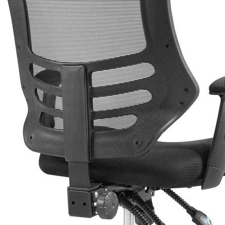 Lago Vista Mesh Office Chair Black
