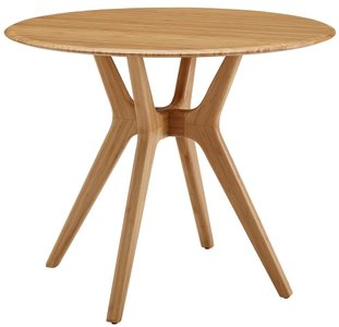 Sitka Dining Table Caramelized