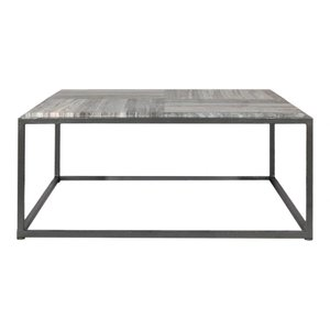 Winslow Marble Coffee Table Gray