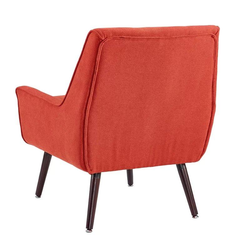 Bucknor Lounge Chair Pimento