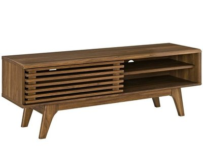 """Wigington TV Stand for TVs Up To 55"""" Brown"""
