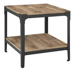 Lilah End Table Barnwood