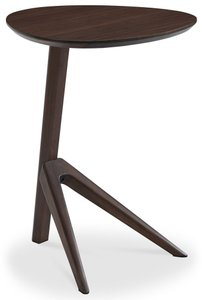Rosemary Side Table Black Walnut