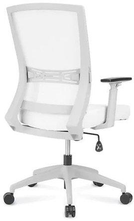 Downtown Mesh Chair White