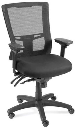 Ergo Office Chair Black