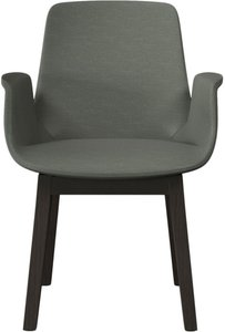 Mercer Dining Arm Chair Graystone