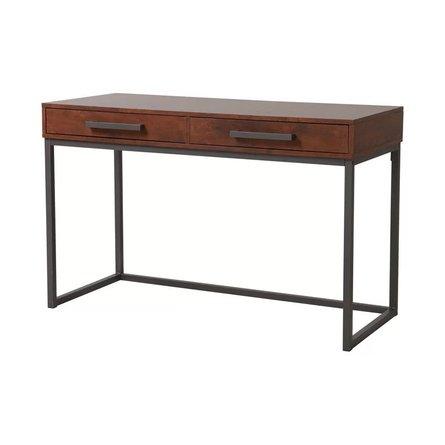 Crux Writing Desk Brown