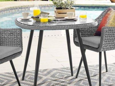 Herman Atkins Outdoor Dining - 2 Seater