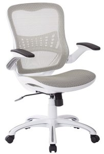 Blazek Mesh Task Chair White