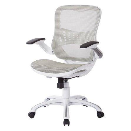 Blazek Mesh Task Chair White