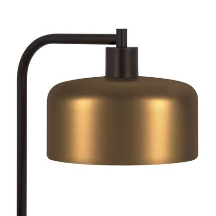 "Butz 20.5"" Table Lamp Brass"