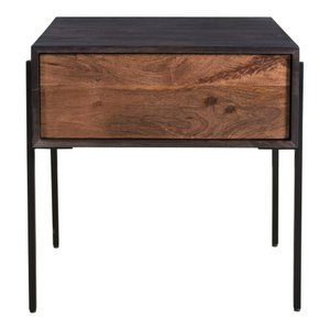 Tobin Side Table Black