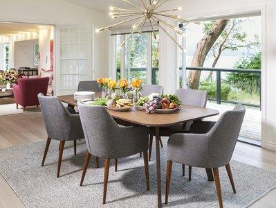 Jesse Dining Room - 8 Seater