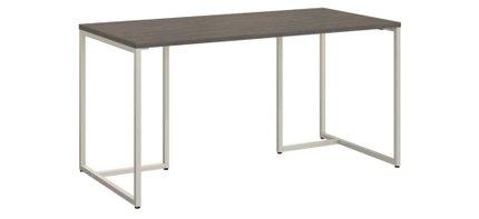 """Method 60"""" Table Desk Cocoa"""