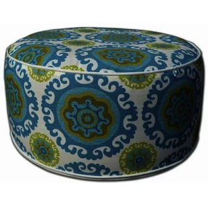 Madawaska Inflatable Pouf Blue