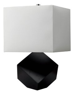 Isa Table Lamp Black