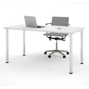 Sharlene Writing Desk White