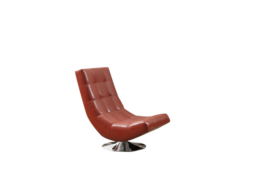 Remarkable Arcturus Swivel Chair Red Bonded Leather Evergreenethics Interior Chair Design Evergreenethicsorg