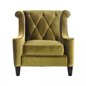 Heathdale Barrister Chair Green
