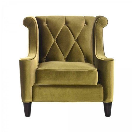 Heathdale Barrister Chair Green