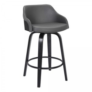 "Apus 26"" Counter Height Swivel Barstool"