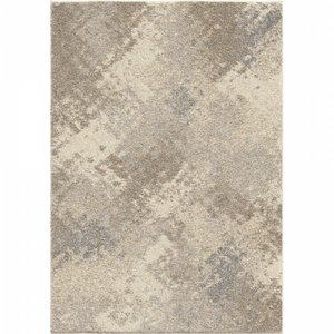 Airhaven Contemporary (5'X8' )Area Rug In Cream/Gray